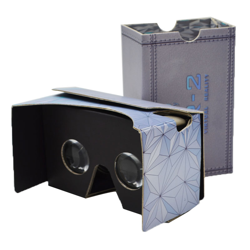 personal design google cardboard Advertising  vr headset 3d glasses