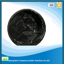 high concentrated Polyester color Paste black color pigment paste