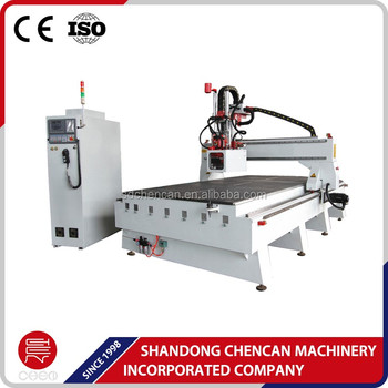 ATC multi stage CNC Router Machining Center