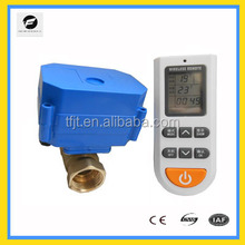 TF high quality mini electric ball valve for water treatment CWX-60P 2 way