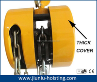 manual chain hoists 1-3tons hot selling Manual Pulling Lift Chain Hoist