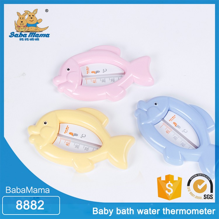 Good quality sell well baby plastic thermometer