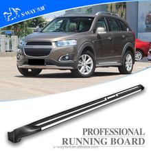 Wholesale chevrolet captiva side step for universal running board