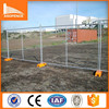 high quality low price used outdoor fence temporary fence / temporary decorative fencing