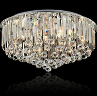 Modern round ceiling light residential chandelier light fixture of ceiling