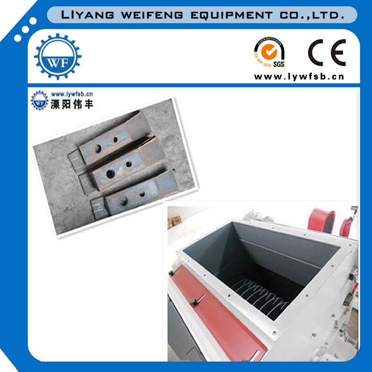 Hammer blade for Hammer mill spare parts