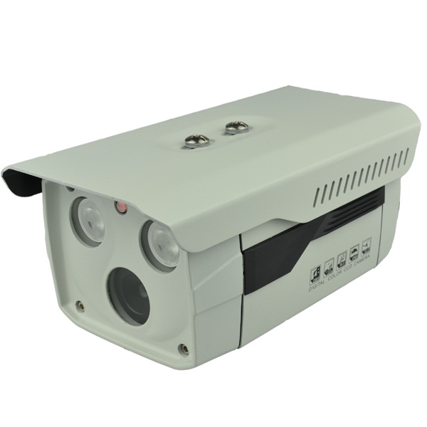 PTZ Box Types DVR Connection Two Lights IR Waterproof cctv Camera Long Range