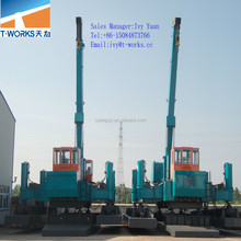 seeking Agent or Cooperation for pile driving machine/precast concrete pile