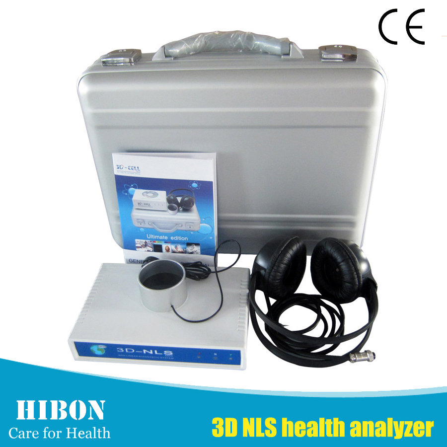 Multilateral Languages 3D Nls Body Composition Analyzer