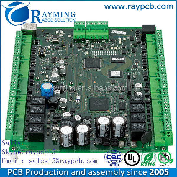 OEM/ODM electronic monitor pcba design and reverse engineering manufacture