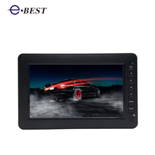 Customize Mini 7 inch 9 inch Portable DVB-T2 / ATSC / ISDB-T Digital TV With DC12V For Europe / American / Asian