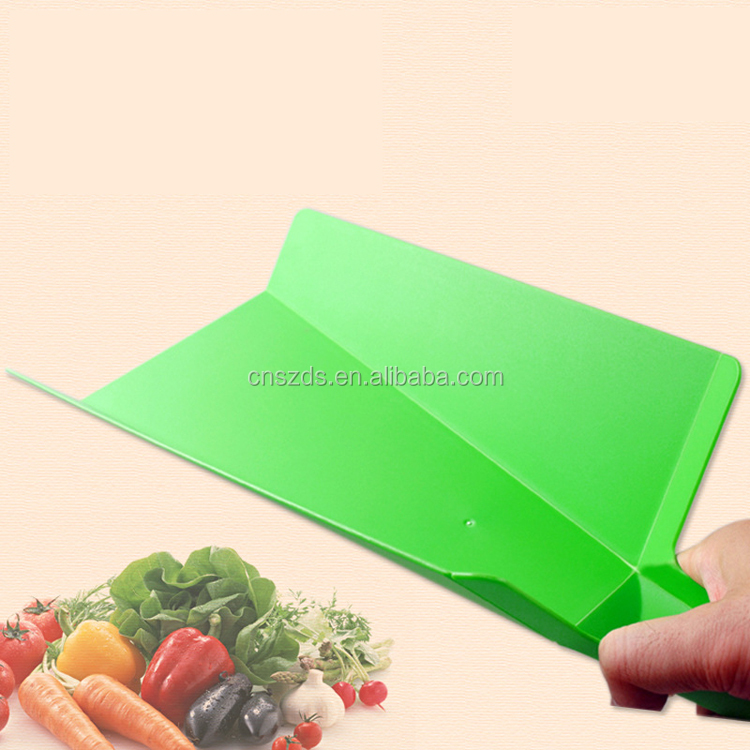 The environmental protection idea health pp plastic cutting board chopping block