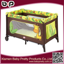 baby play fence/ double playpen/baby carriage crib