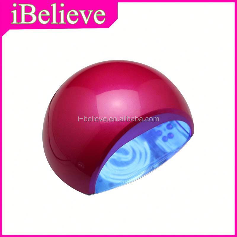 factory price!iBelieve professional nail lamp uv nail drying machine