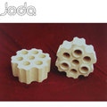 5 Holes Refractory Resistant Abrasion Diatomite Checker Brick