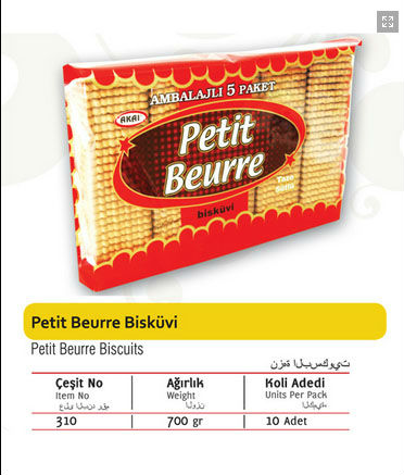 Akay Petit Beurre Biscuits