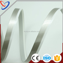 furniture decorative cabinet door 3d edge banding trim,mdf 3d edge banding cover,3d acrylic edge trim for uv board