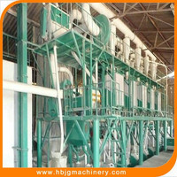 60t/d flour milling equipment/wheat grain milling equipment