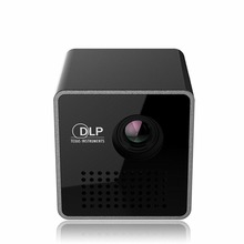 DLP Pocket Home Movie Projector Proyector Beamer;LED Mini Pocket Portable WIFI Mobile Projector