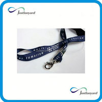New new design promotional lanyard for ball-point pen