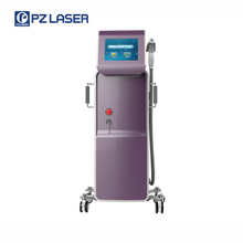 most popular vertical USA semiconductor laser 808 nm diode laser hair removal machine