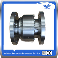 Mechanical seal rotary union/swivel joint
