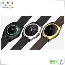 New Arrival Updated Cheapest Bluetooth 4.0 GS3 Smart Watch Mobile Phone