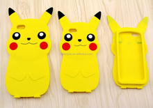 Factory customized best high quality silicone rubber phone case 3D case for smart cell phone
