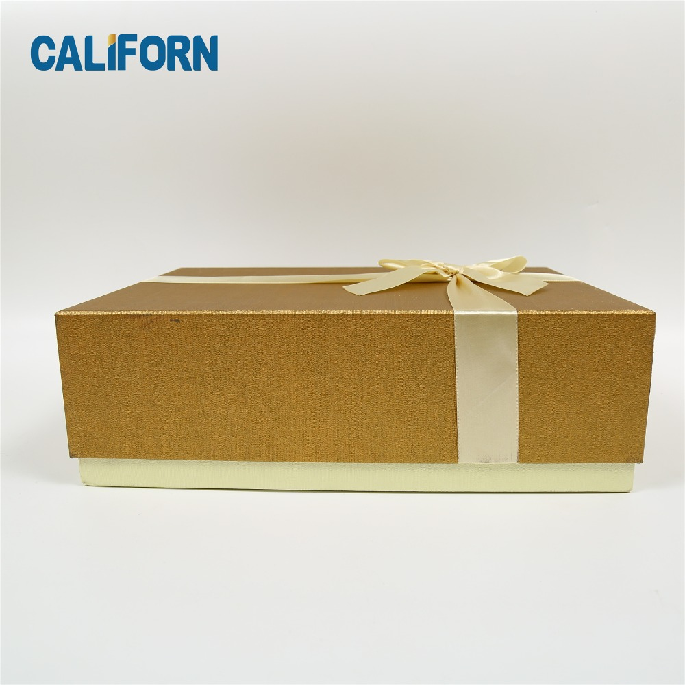 kingly apparel packaging box high-end gift box for crystal shoes
