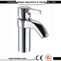 New Modern Style Brass Washing Hair Basin Faucet
