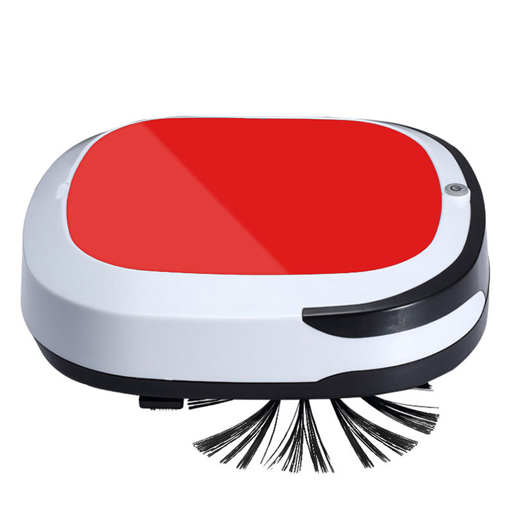 Top Quality Special Oval Shape Tackling Down Corner OEM Intelligent Robot Vacuum <strong>Cleaner</strong>