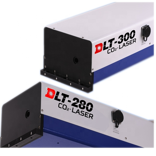 Factory Price ISO 9001 DLT 300 CO2 Laser Tube