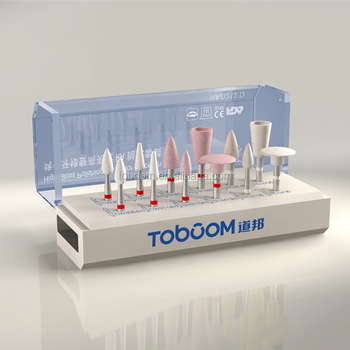 Intra Oral Use polishing kit for porcelain RA0212D