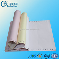 high quality 6-ply carbonless paper/computer print copy paper