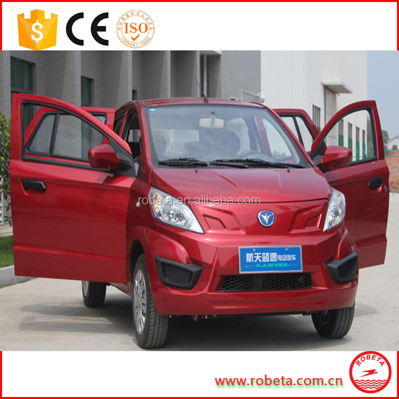 Smart 4 Seats Eec Electric Vehicle Made In China