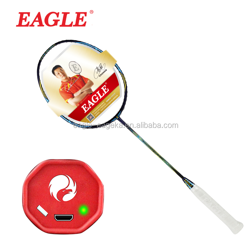 EAGLE BRAND latest intelligent master badminton racket