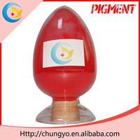 Color Pigment Concrete Pigment Red 48:2 powder coating
