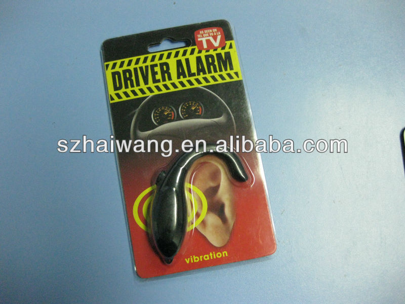 Z006A car driver fatigue alarm for promotion gift(ring way)