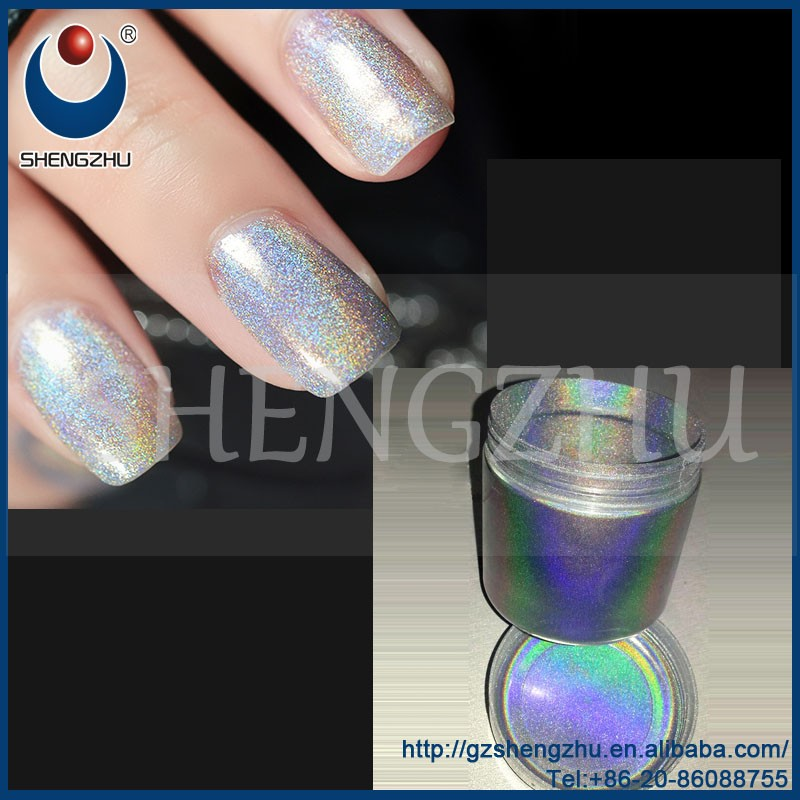 Hologram Gel Nail Polish: H-9035 Gel Nail Polish Spectraflair Holographic Pigment