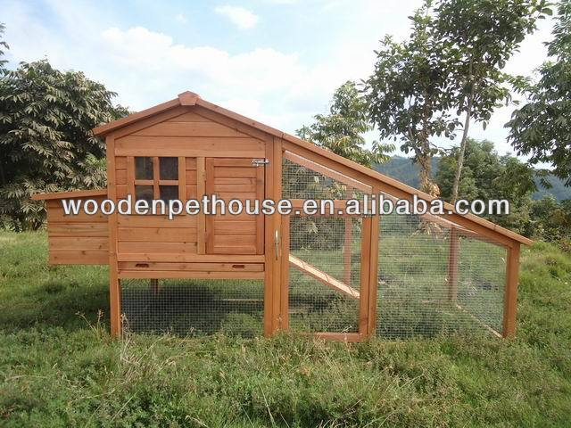 Cheap Wooden Chicken Cage Kit for sale