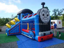 xingyuan china bounce house thomas the train inflatable bounce house