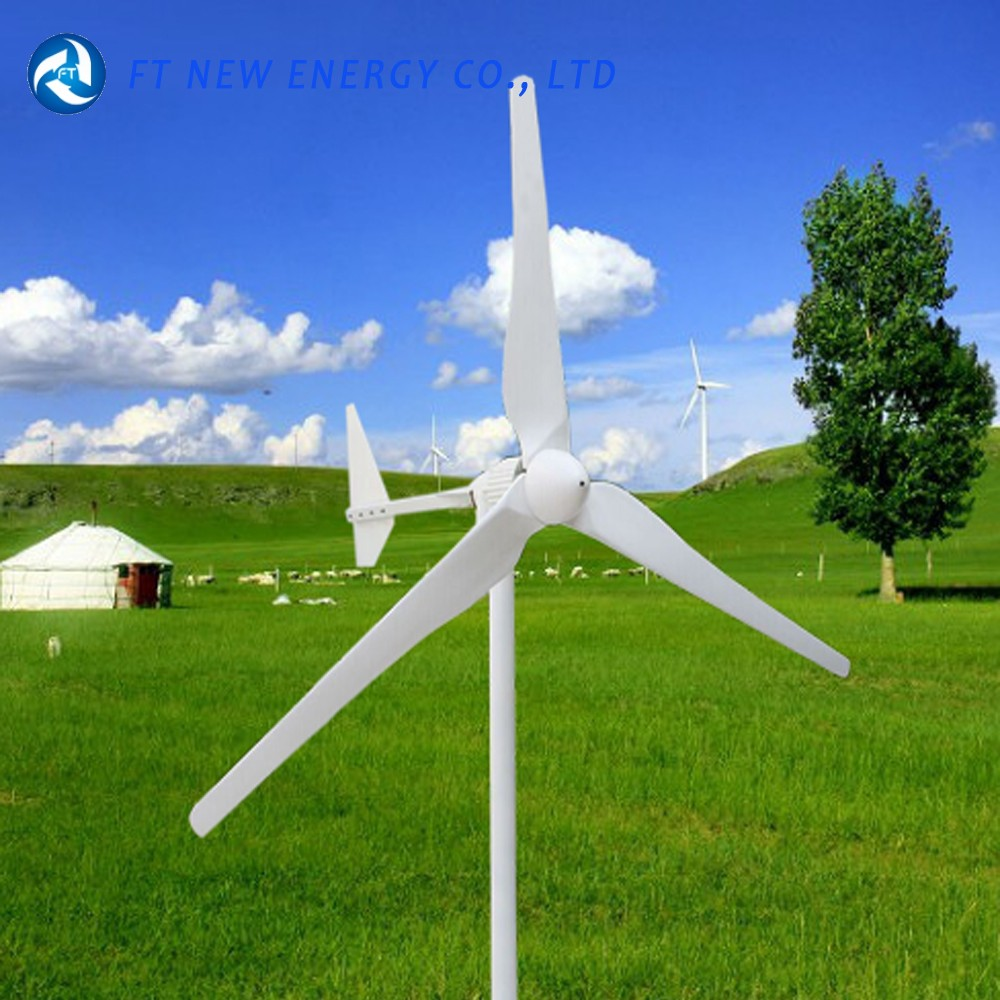 Small Wind Turbine System 1000w 1500w Buy Wind Turbine