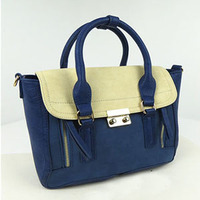 Zipper Decor Women Handbag New Arrival 2014 Wholesale Bags