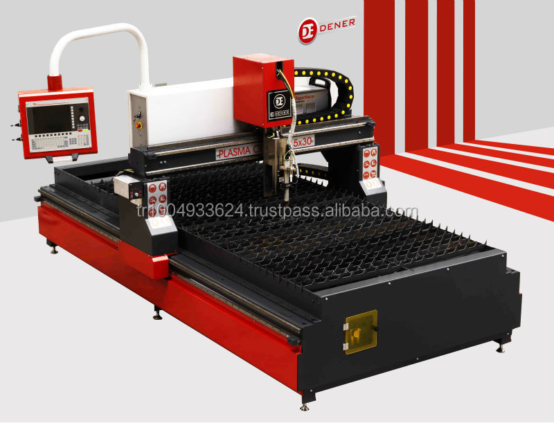 DENER CNC PLASMA CUTTING MACHINE