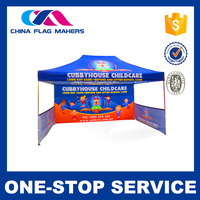 Exceptional Quality Outdoor Exhibition Quick Folding 3x6 Advertising Tent