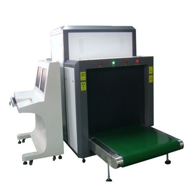 Big Type x-ray scanner baggage airport machine inspection conveyor belt TEC-10080