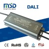 12V 24V 36V DALI dimmable led driver 60W 65W 70W 75W 80W 90W 100W five years warranty