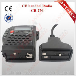security guard equipment wireless tour guide system cb radio CB270 direct buy china