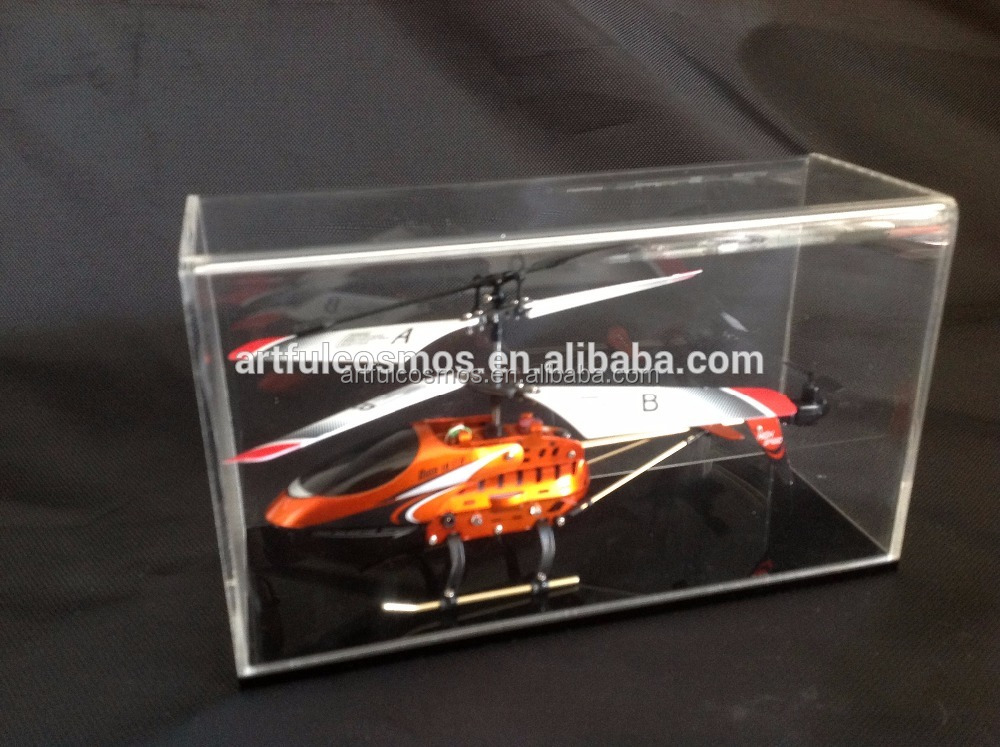 Customized model mini-car acrylic display show box & storage box shelf