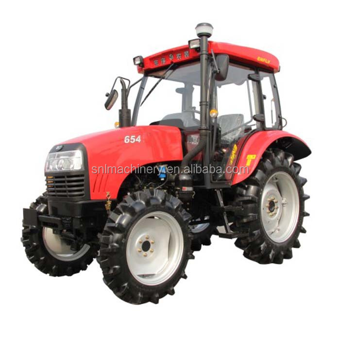 cheap super quality 40-55HP big farm tractor hot selling